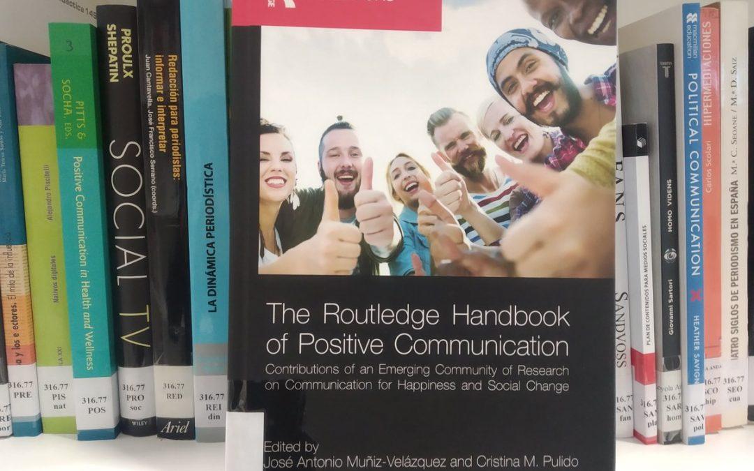 Feria del Libro, 27 de abril: Manual de Comunicación positiva, teatro y TFG's selectos