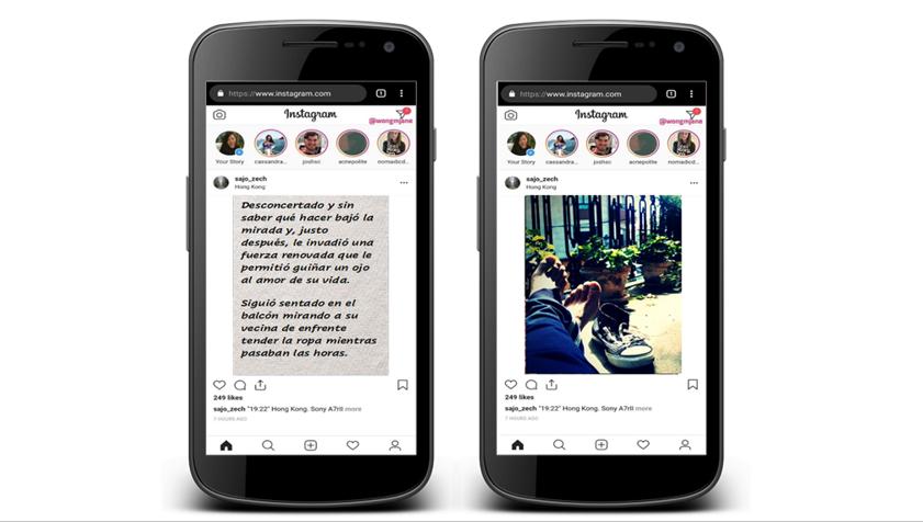 #LoyolaEnCasa: ¡Participa en nuestro concurso de microrrelatos en Instagram y llévate hasta 300 euros!